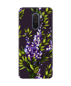 Чехол на Xiaomi Pocophone F1 Violet