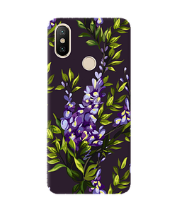 Чехол на Xiaomi Mi A2 (Mi 6X) Violet