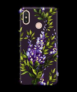 Чехол на Xiaomi MI Max 3 Violet