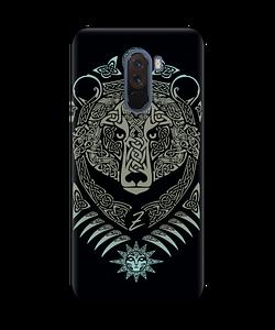 Чехол на Xiaomi Pocophone F1 Bear