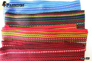 Широкая разноцветная крайка Радость, фото 3