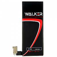 Аккумулятор батарея Walker Apple iPhone 4 (1420 mAh)