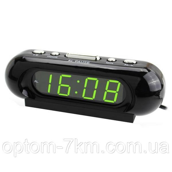 Електронні настільні годинник VST-716-2 am