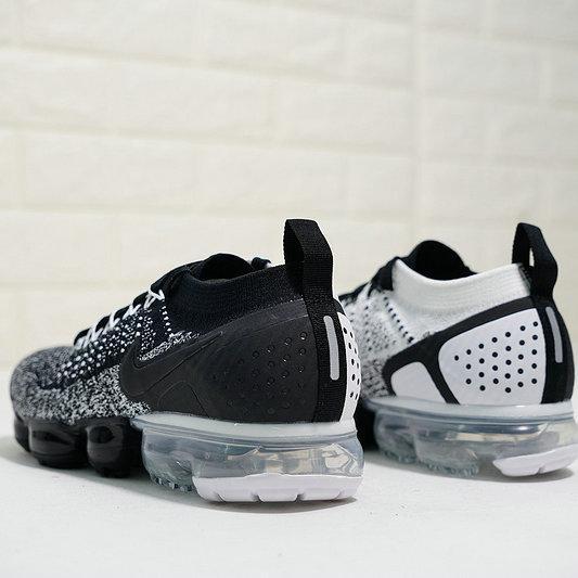 meet 1d5f1 dd644 Оригинальные кроссовки Nike Air VaporMax Flyknit 2 Orca Black/Gray (ART.  942842-016) - Bigl.ua