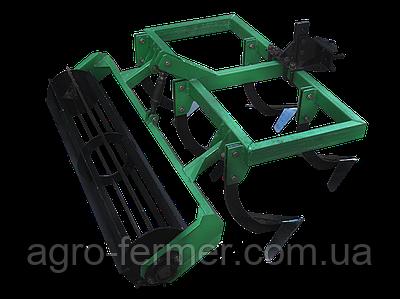 Культиватор сплошной обработки КН - 1 П с катком (для мотоблоков)