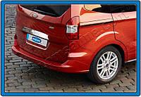Планка над номером Ford Courier (2014+)