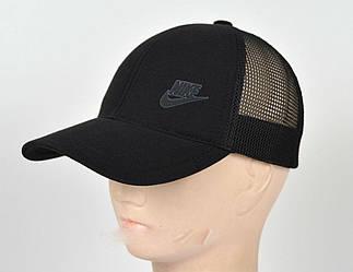 Бейсболка   сетка   Nike  черная   размер  56-58 см
