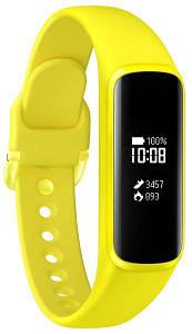 Фитнес-браслет Samsung Galaxy Fit E  Yellow (SM-R375NZYASEK)