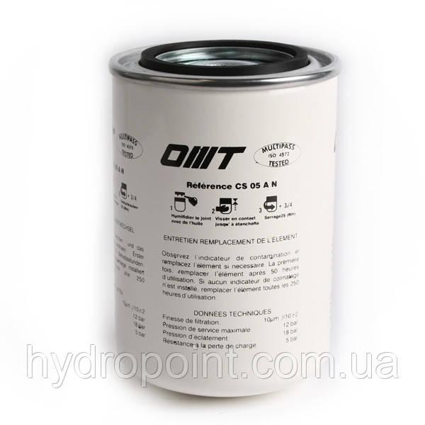 Картріджний фільтроелемент зливного фільтра HS00019 (аналог CS07AN-CM) ВІДМ Ціна вказана з ПДВ