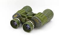 Бинокль BUSHNELL 10х50  MILITARY-2 (пластик, стекло, PVC-чехол) Replika
