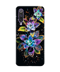 Чехол на Xiaomi Mi 9 SE Magical flowers