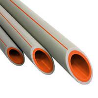 KOER труба композит алюминий 25x4.2 для пайки полипропиленовый фитингов