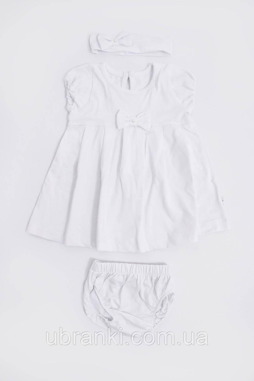 Комплект (платье, трусики)