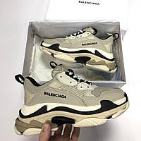 Женские кроссовки в стиле Balenciaga Triple S (36, 39, 40 размеры)