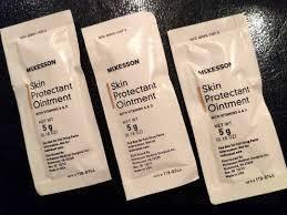 Заживляющий крем McKesson Skin Protectant Ointment, 5г, фото 2