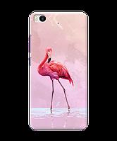 Чехол на Xiaomi Mi5s Flamingo