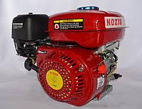 Двигатель бензиновый BIZON GX-220 170C 7.5 л.с. вал 20 мм шпонка (красный)
