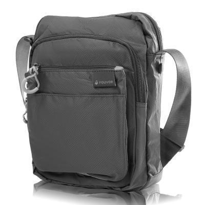 Сумка-планшет Fouvor Мужская сумка через плечо FOUVOR (ФОВОР) VT-2802-04