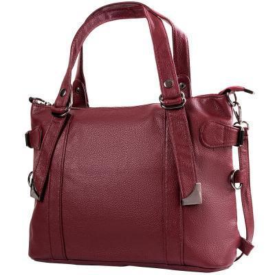 Сумка повседневная (шоппер) Valiria Fashion Женская сумка из качественного кожезаменителя  VALIRIA FASHION (ВАЛИРИЯ ФЭШН) DET1817-17