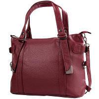 Сумка повседневная (шоппер) Valiria Fashion Женская сумка из качественного кожезаменителя  VALIRIA FASHION (ВАЛИРИЯ ФЭШН) DET1817-17, фото 1