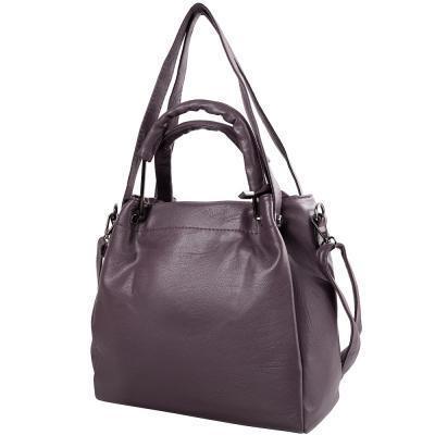 Сумка повседневная (шоппер) Valiria Fashion Женская сумка из качественного кожезаменителя  VALIRIA FASHION (ВАЛИРИЯ ФЭШН) DET1847-18