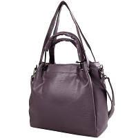 Сумка повседневная (шоппер) Valiria Fashion Женская сумка из качественного кожезаменителя  VALIRIA FASHION (ВАЛИРИЯ ФЭШН) DET1847-18, фото 1
