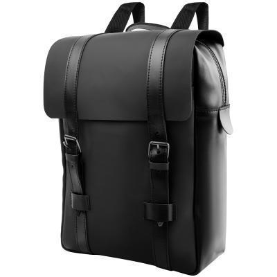 Рюкзак городской ETERNO Мужской кожаный рюкзак ETERNO (ЭТЕРНО) AN-K144BL