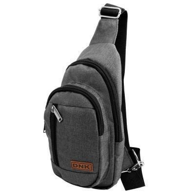 Сумка-рюкзак DNK Leather Мужская сумка-рюкзак DNK LEATHER (ДНК ЛЕЗЕР) DNK-JOKER№4-BAG-10