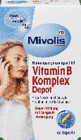 Биологически активная добавка Mivolis Komplex Vitamin B für Nerven und Energie, 60 шт., фото 1
