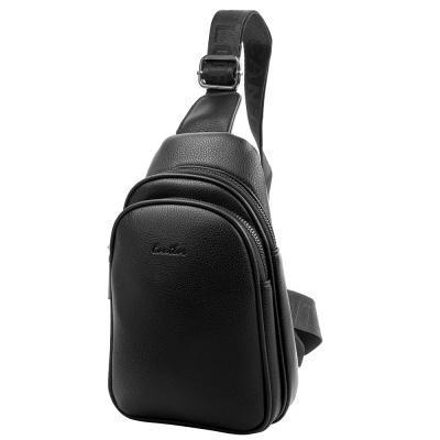 Сумка-рюкзак Cantlor Мужская сумка-рюкзак из качественного кожезаменителя CANTLOR (КАНТЛОР) AG603M-5
