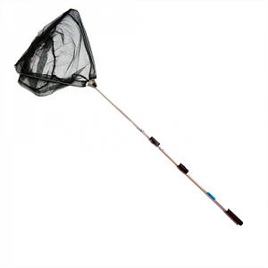 Подсак треугольный 50*50см,  с телескопической ручкой
