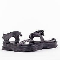 Женские босоножки Lonza 71030-2 BLACK 36, фото 1