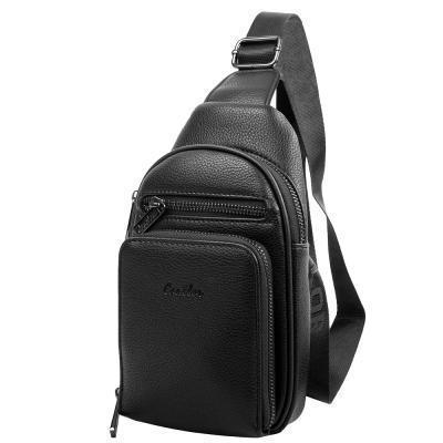 Сумка-рюкзак Cantlor Мужская сумка-рюкзак из качественного кожезаменителя  CANTLOR (КАНТЛОР) AG606S-5