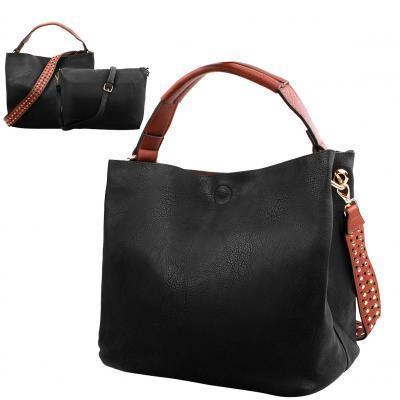 Сумка повседневная (шоппер) Amelie Galanti Женская сумка из качественного кожезаменителя AMELIE GALANTI (АМЕЛИ ГАЛАНТИ) A981220-black