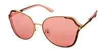 Женские солнечные очки розовые Furlux