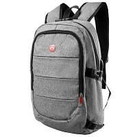 Смарт-рюкзак ETERNO Мужской рюкзак с отделением для ноутбука ETERNO (ЭТЕРНО) DET611-1, фото 1