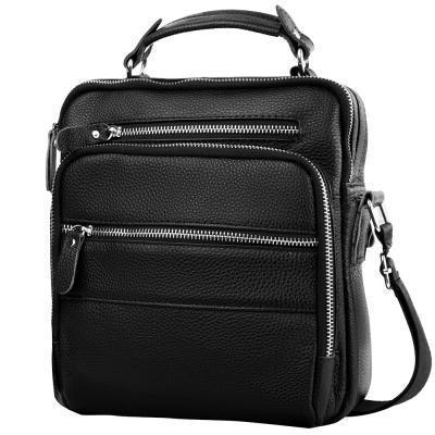 Борсетка ETERNO Кожаная мужская борсетка-сумка ETERNO (ЭТЭРНО) DET018