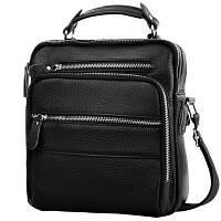 Борсетка ETERNO Кожаная мужская борсетка-сумка ETERNO (ЭТЭРНО) DET018, фото 1