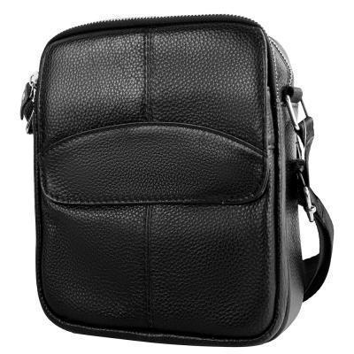 Борсетка ETERNO Кожаная мужская борсетка-сумка ETERNO (ЭТЭРНО) DET019