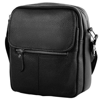 Борсетка ETERNO Кожаная мужская борсетка-сумка ETERNO (ЭТЭРНО) DET012