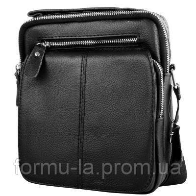 Борсетка ETERNO Кожаная мужская борсетка-сумка ETERNO (ЭТЭРНО) DET4015