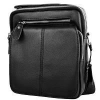Борсетка ETERNO Кожаная мужская борсетка-сумка ETERNO (ЭТЭРНО) DET4015, фото 1