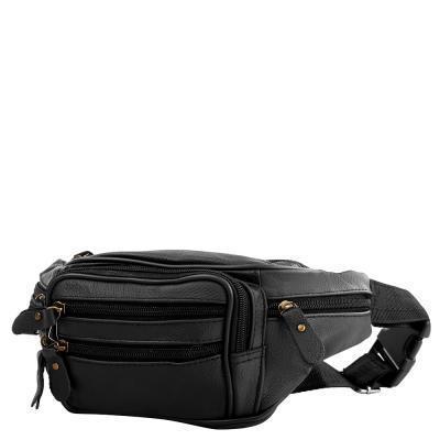 Сумка поясная ETERNO Кожаная мужская поясная сумка  ETERNO (ЭТЭРНО) DET7011-2