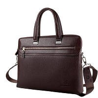 Портфель Bogebolo Кожаная мужская сумка BOGEBOLO DET1062-1, фото 1