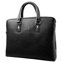 Портфель Bogebolo Кожаная мужская сумка с отделением для ноутбука BOGEBOLO DET720-1, фото 1