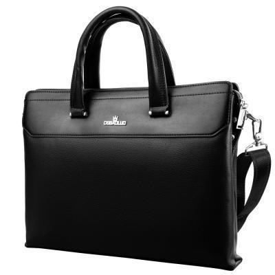Портфель Dishibaoluo Кожаная мужская сумка DISHIBAOLUO DET8960-3