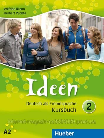 Ideen 2, Kursbuch ISBN: 9783190018246, фото 2