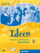 Ideen 1, Arbeitsbuch mit Audio-CD zum Arbeitsbuch ISBN: 9783190118236