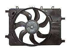 Вентилятор радіатора в зборі основний CRUZE Luzar, LFC 0550