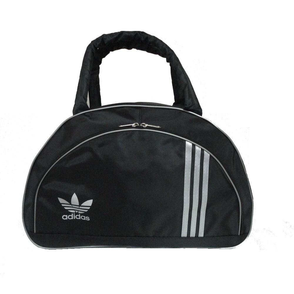 c5b39a0c28f7 Спортивная женская сумка среднего размера круглые ручки 43х28х19 см ...